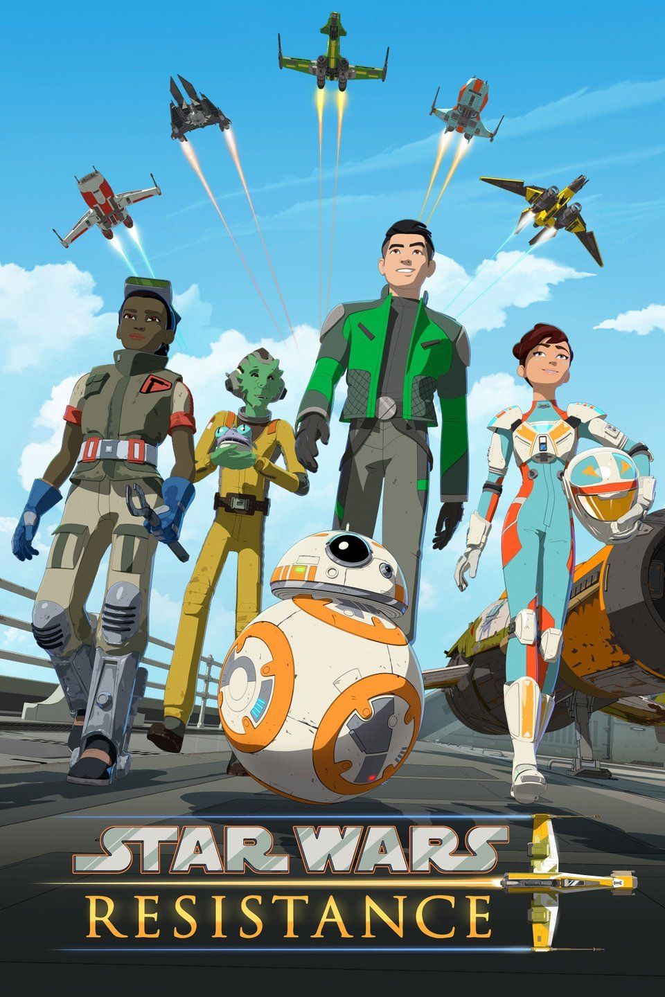 Image result for star wars resistance