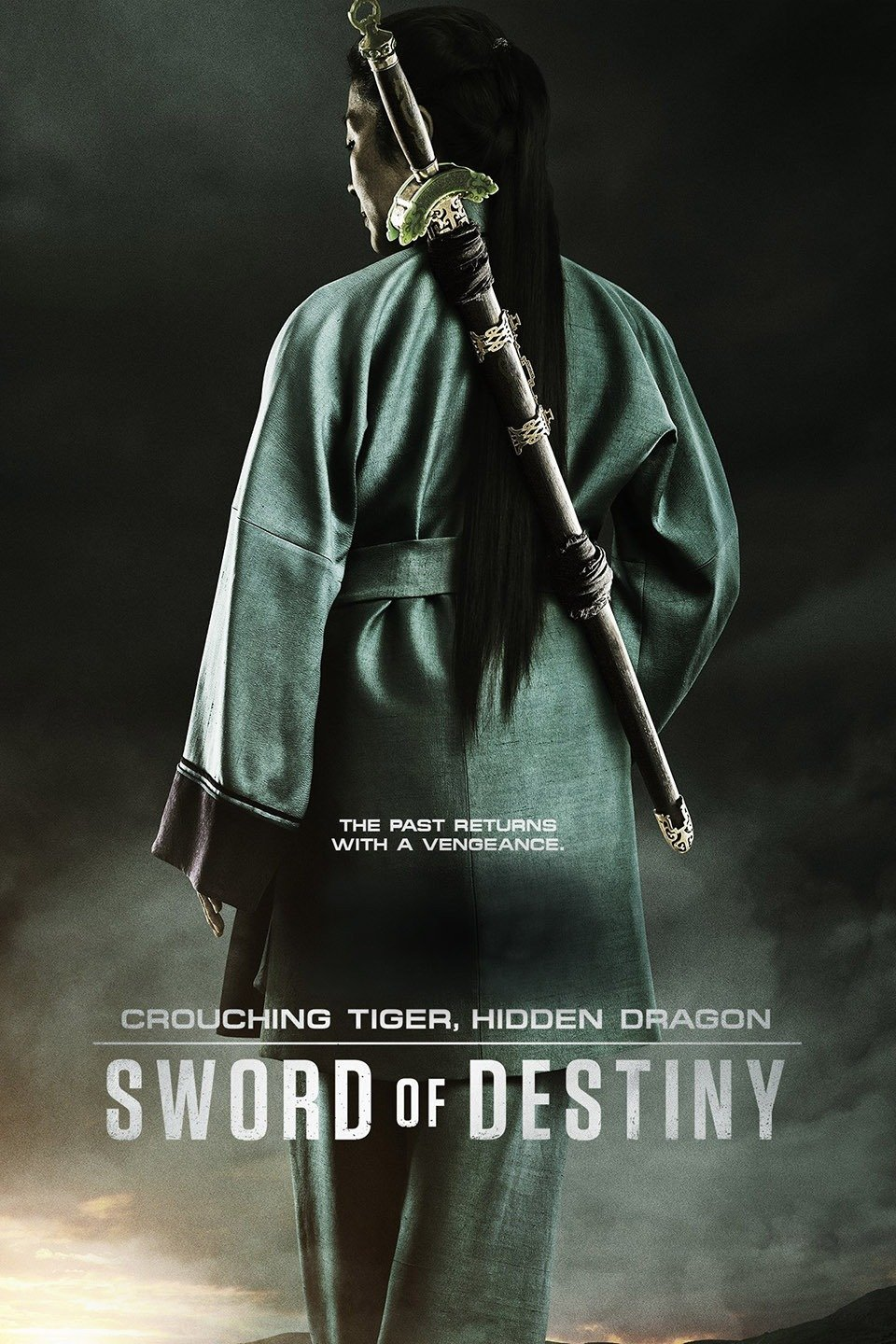 Image result for crouching tiger hidden dragon sword of destiny