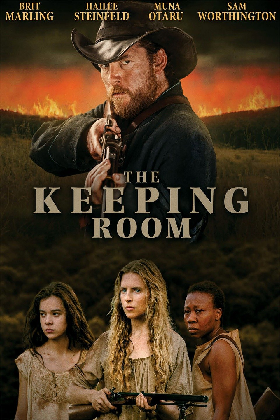 Image result for the keeping room film