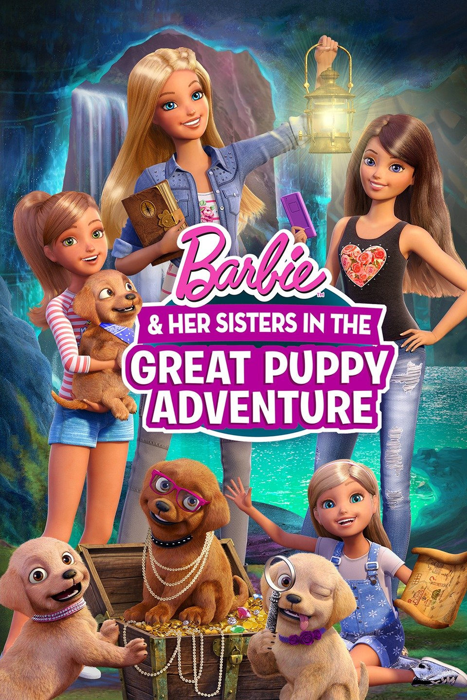 Bilderesultat for barbie & her sisters puppy adventure
