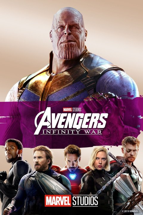 Cavalcade of Cinema 21: Avengers: Infinity War