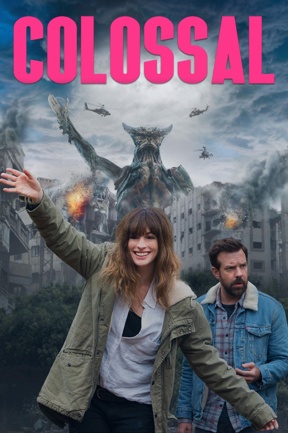 Image result for colossal film