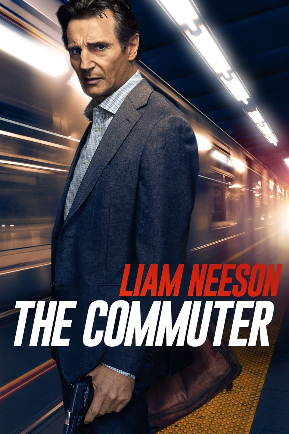 Image result for the commuter film
