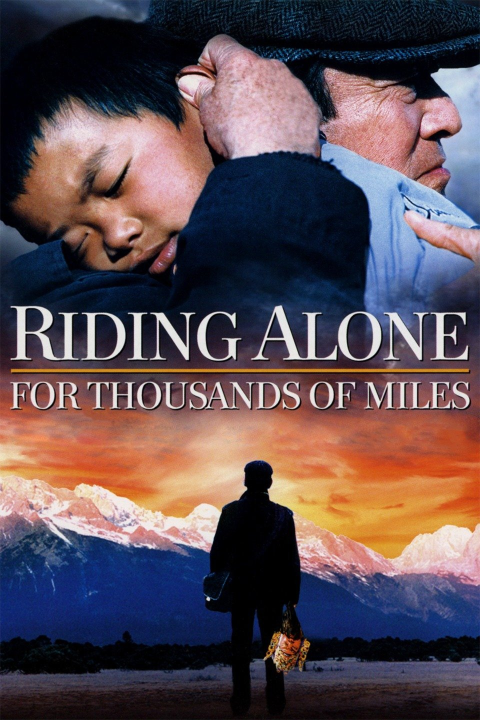 Image result for riding alone for thousands of miles film