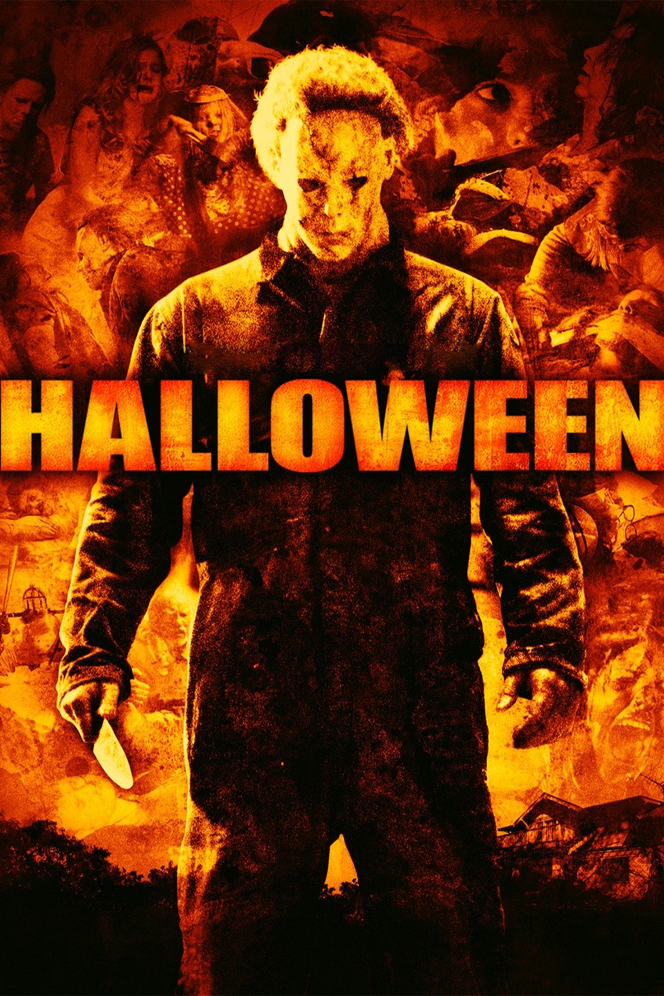 Image result for Halloween (2007)
