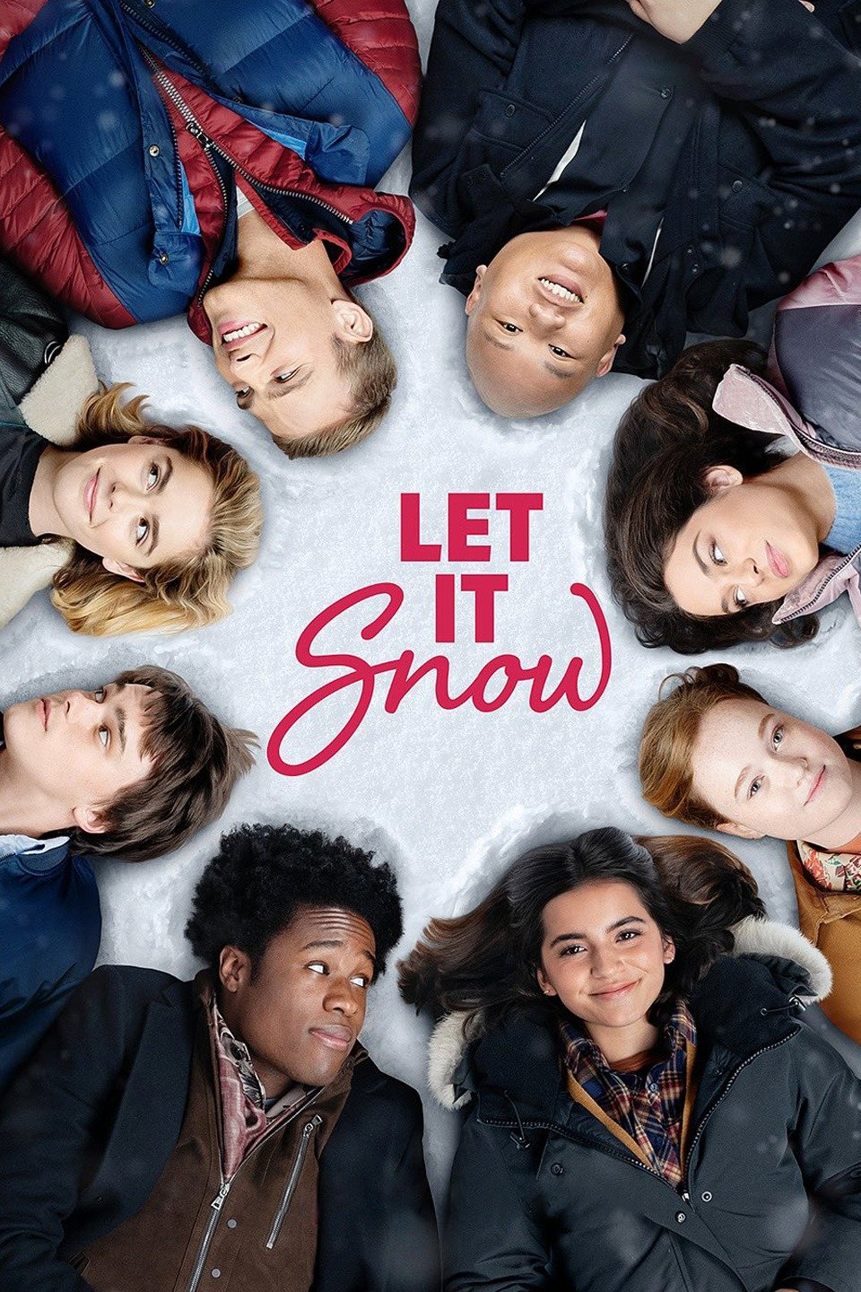 Image result for let it snow movie