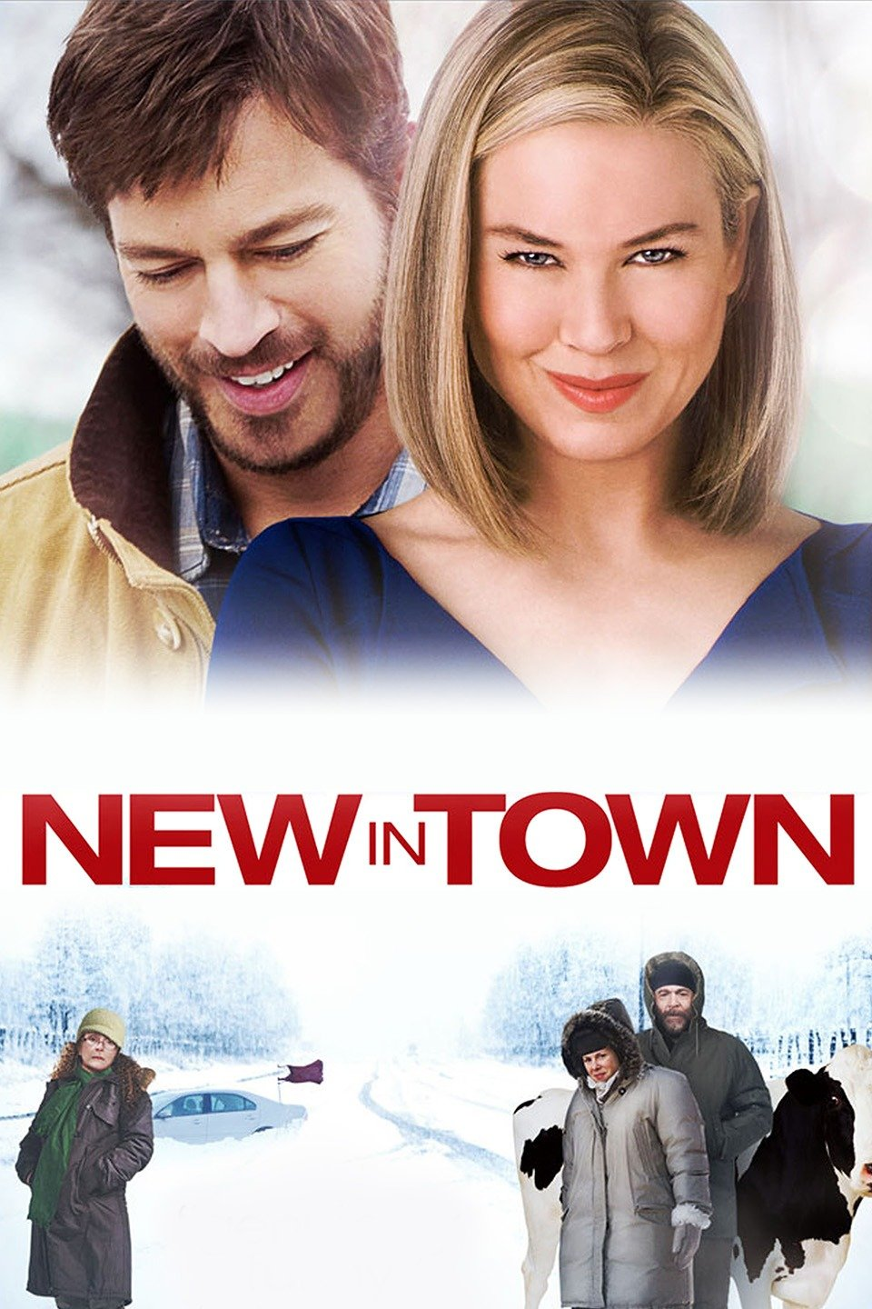 Image result for new in town