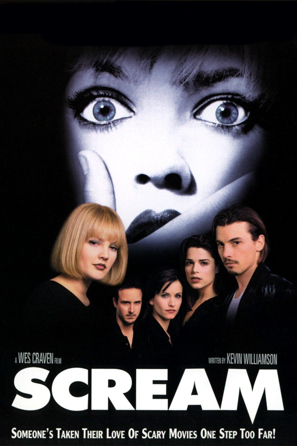 Image result for Scream (1996)