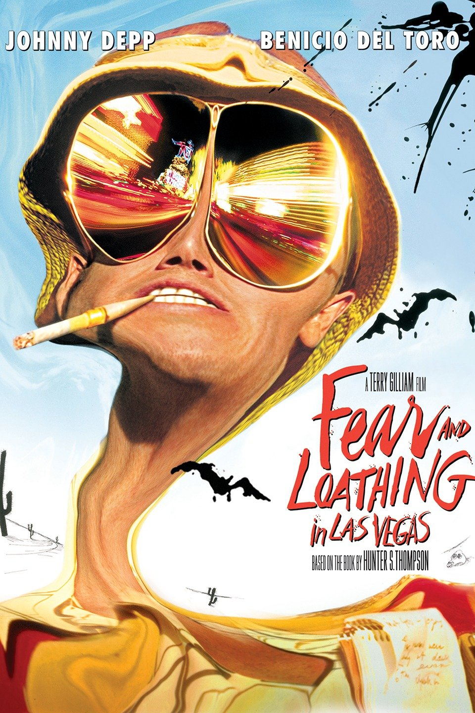 Image result for Fear and loathing in Las Vegas (1998)