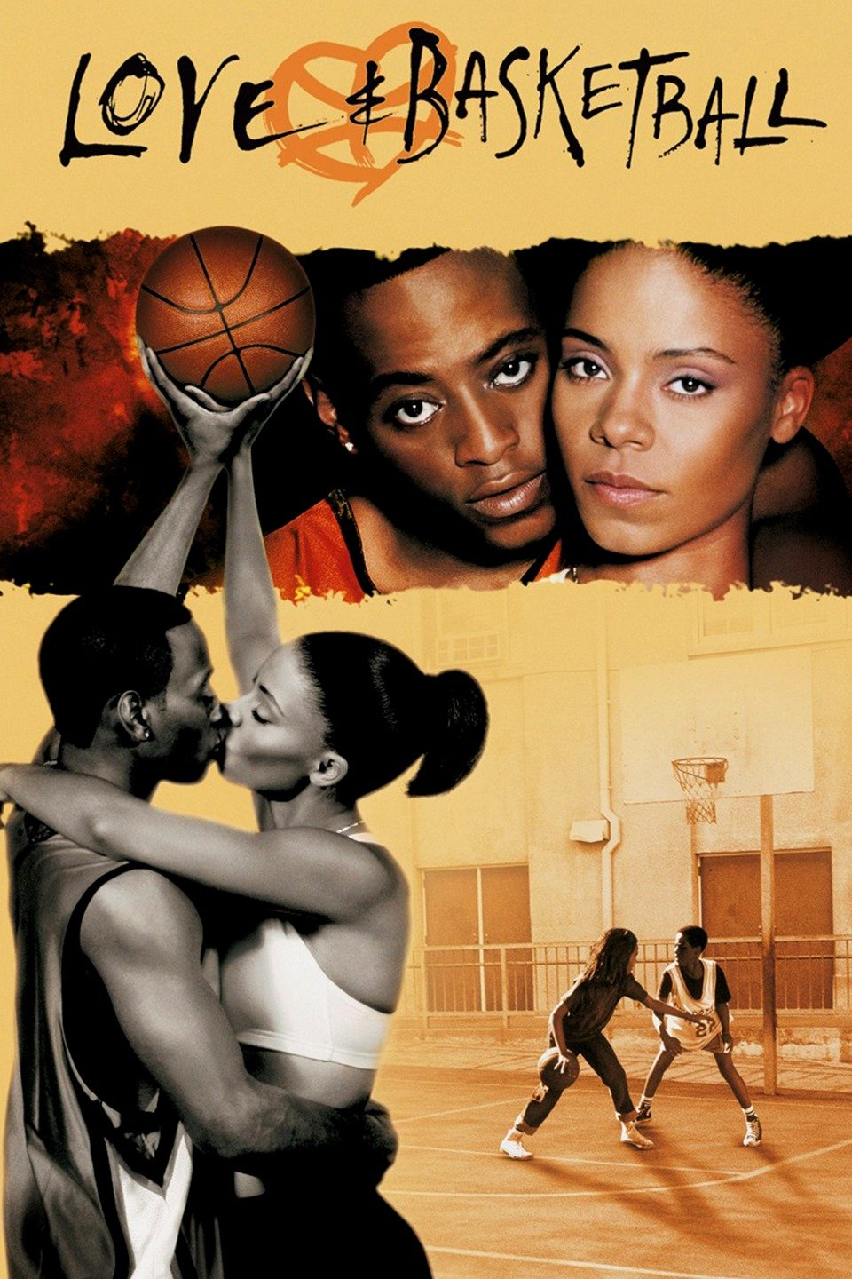 Image result for love and basketball