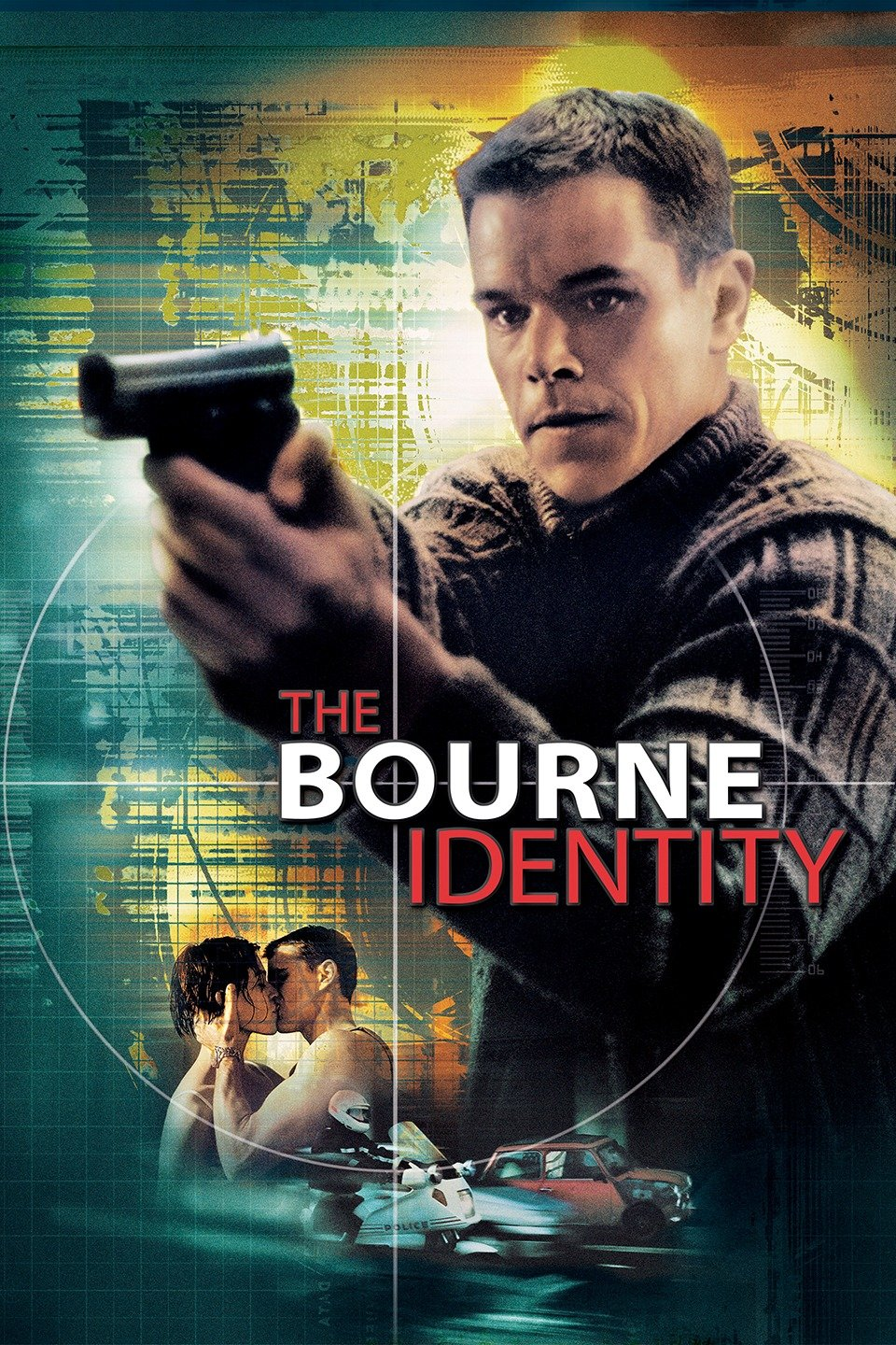 Image result for bourne identity