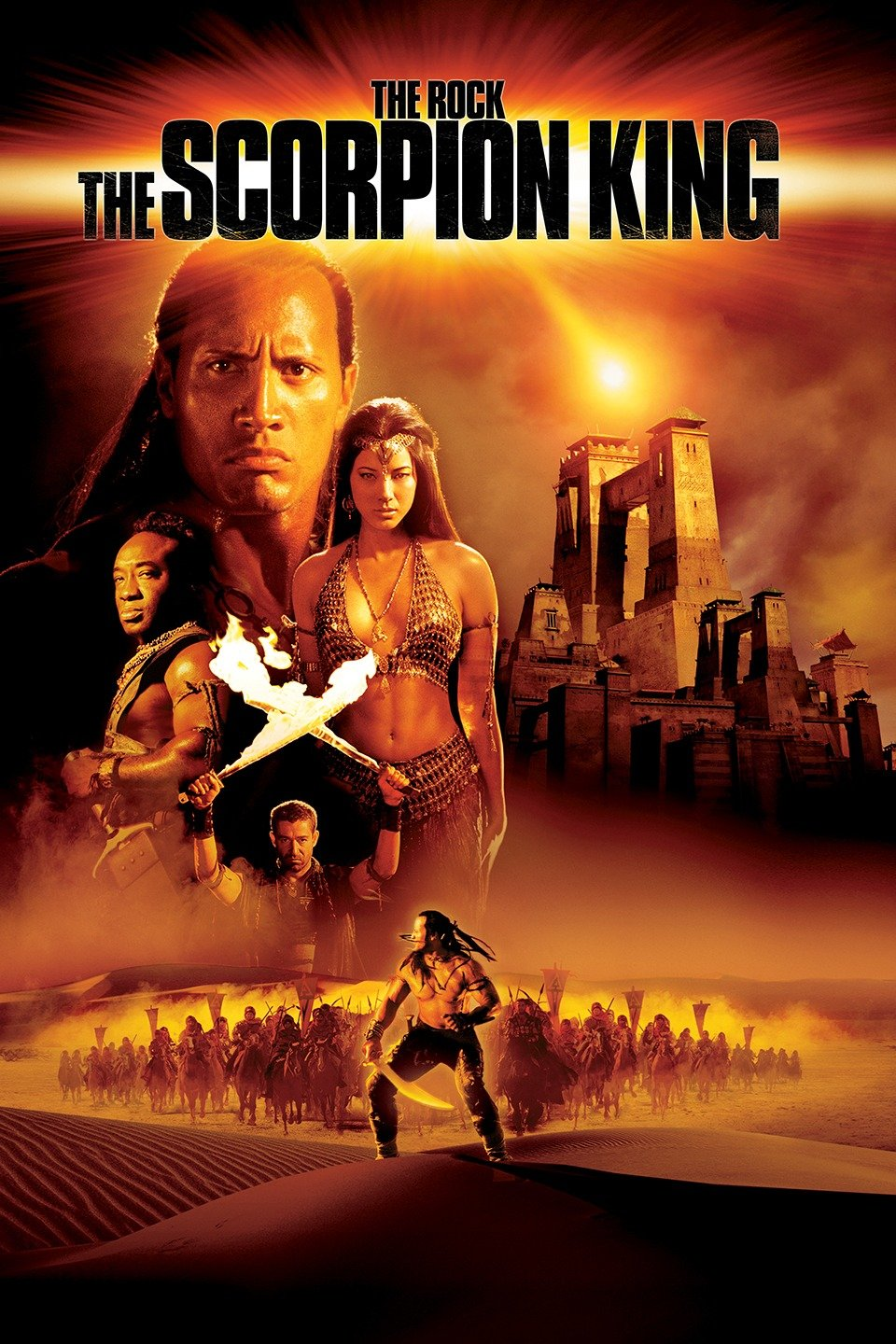 Download The Scorpion King (2002) Dual Audio Full Movie {Hindi-Eng} 480p [300MB] | 720p [1GB]