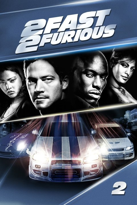 Download 2 Fast 2 Furious (2003) Dual Audio {Hindi-Eng} 480p [400MB] | 720p [1GB] | 1080p [2.6GB] { 2nd part }