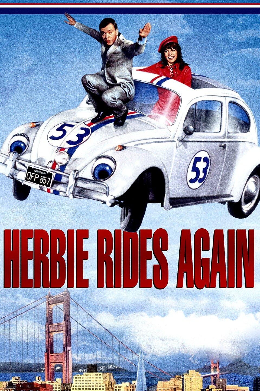 Download Herbie Rides Again (1993) Dual Audio {Hindi-Eng} 480p [300MB] | 720p [1GB]