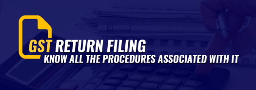 GST Return Filing Procedure