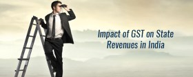 GST Impact on State Govt. Revenues in India