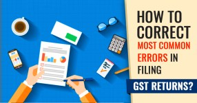 GST Return Errors with Solution and Correction