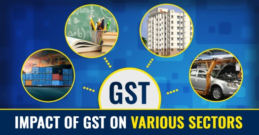 Impact of GST on Various Sectors
