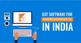 GST Software for Chartered Accountants - CA