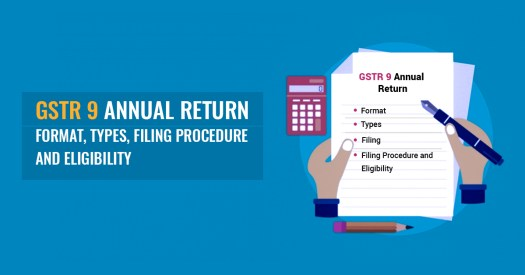 GSTR 9 Annual Return