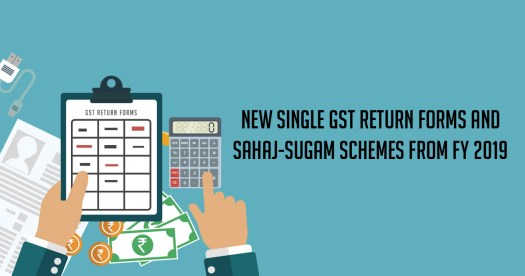 new-single-gst-return-form-sahaj-sugam