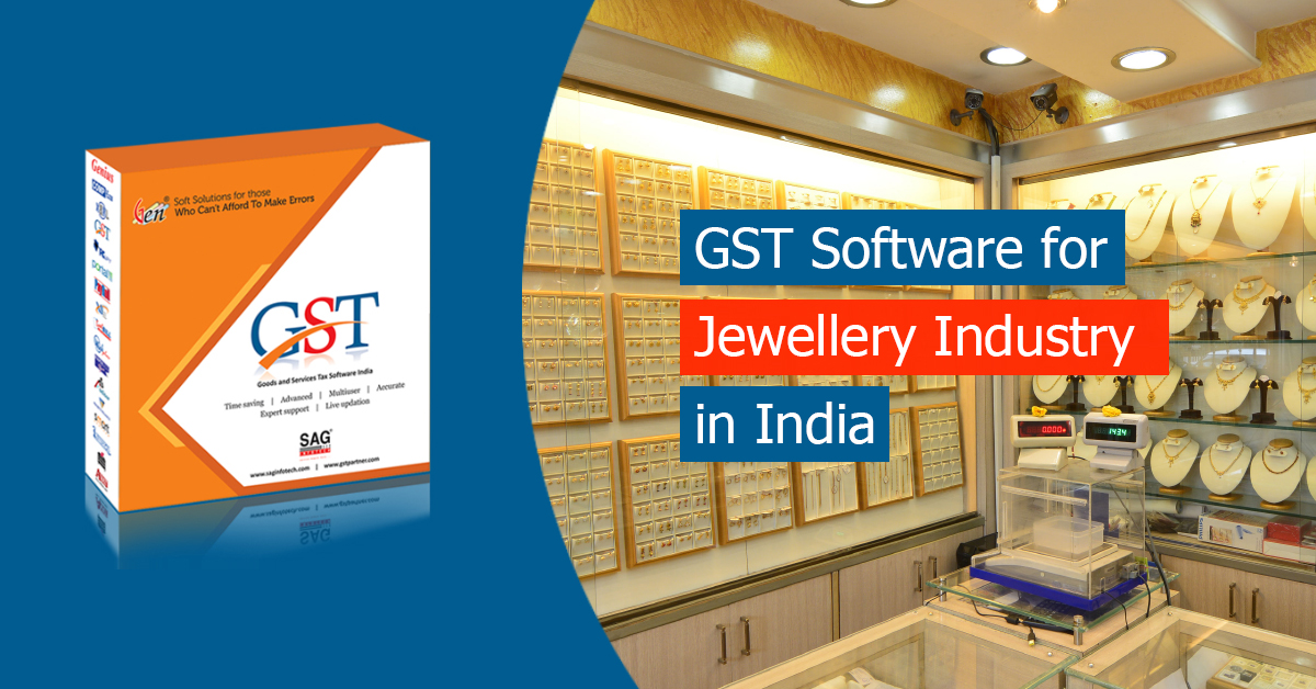 GST Software for Jewellery Industry