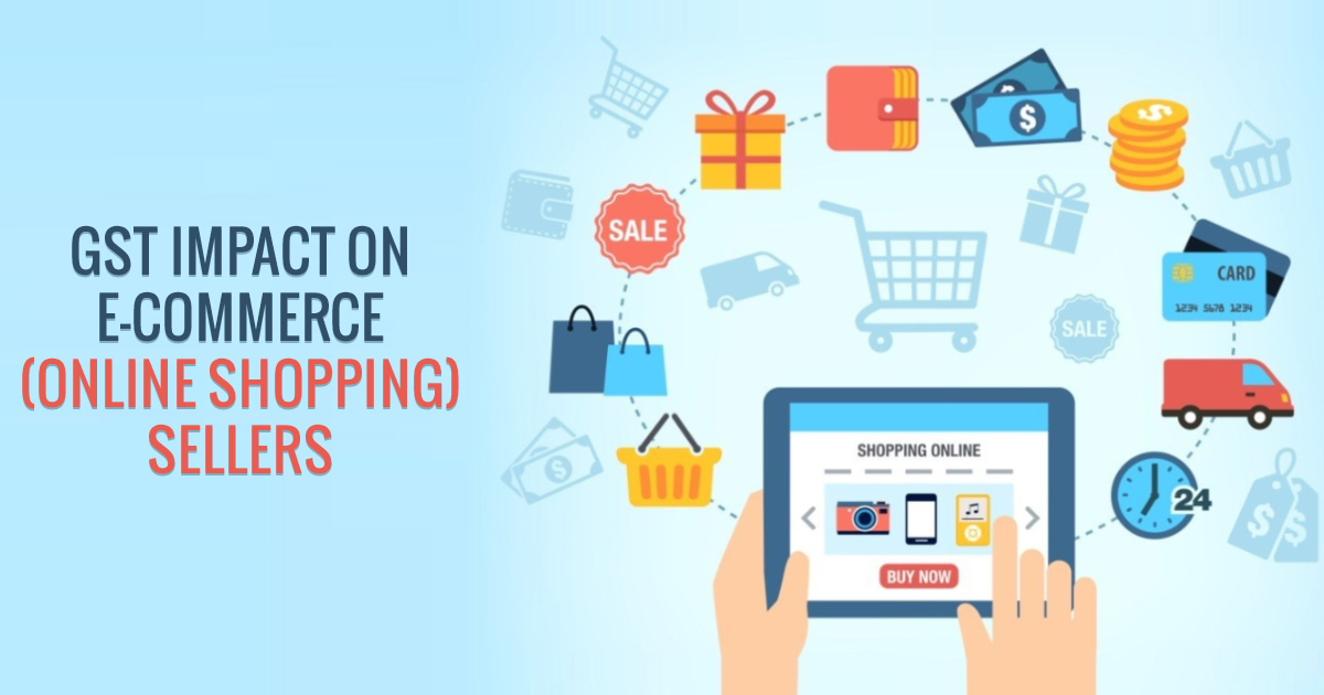 GST Impact on-E-Commerce