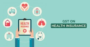 GST on Health Insurance