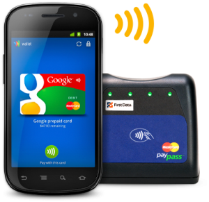 Google brings NFC payments mainstream through army of Android phones