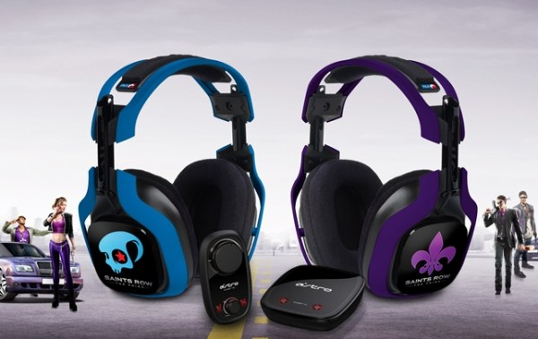 Astro Gaming A40 - Saints Row 3 Edition Astro Gaming A40 Wireless System