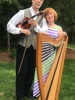 Fiddle & Harp