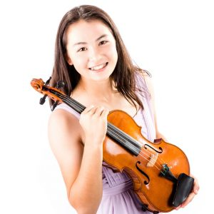violin soloist Cassandra May