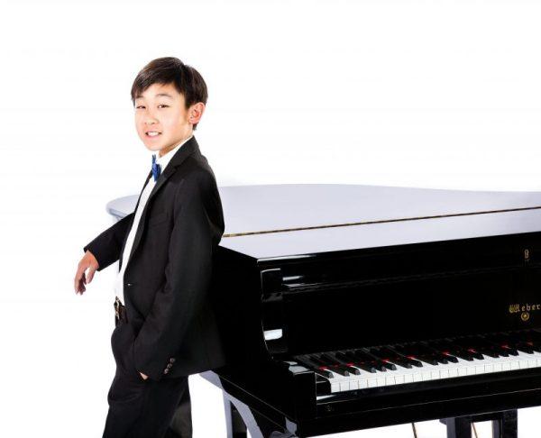 pianist Ryan Wang