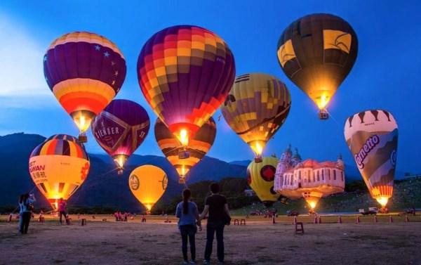 hot air ballonteam kassel # 55