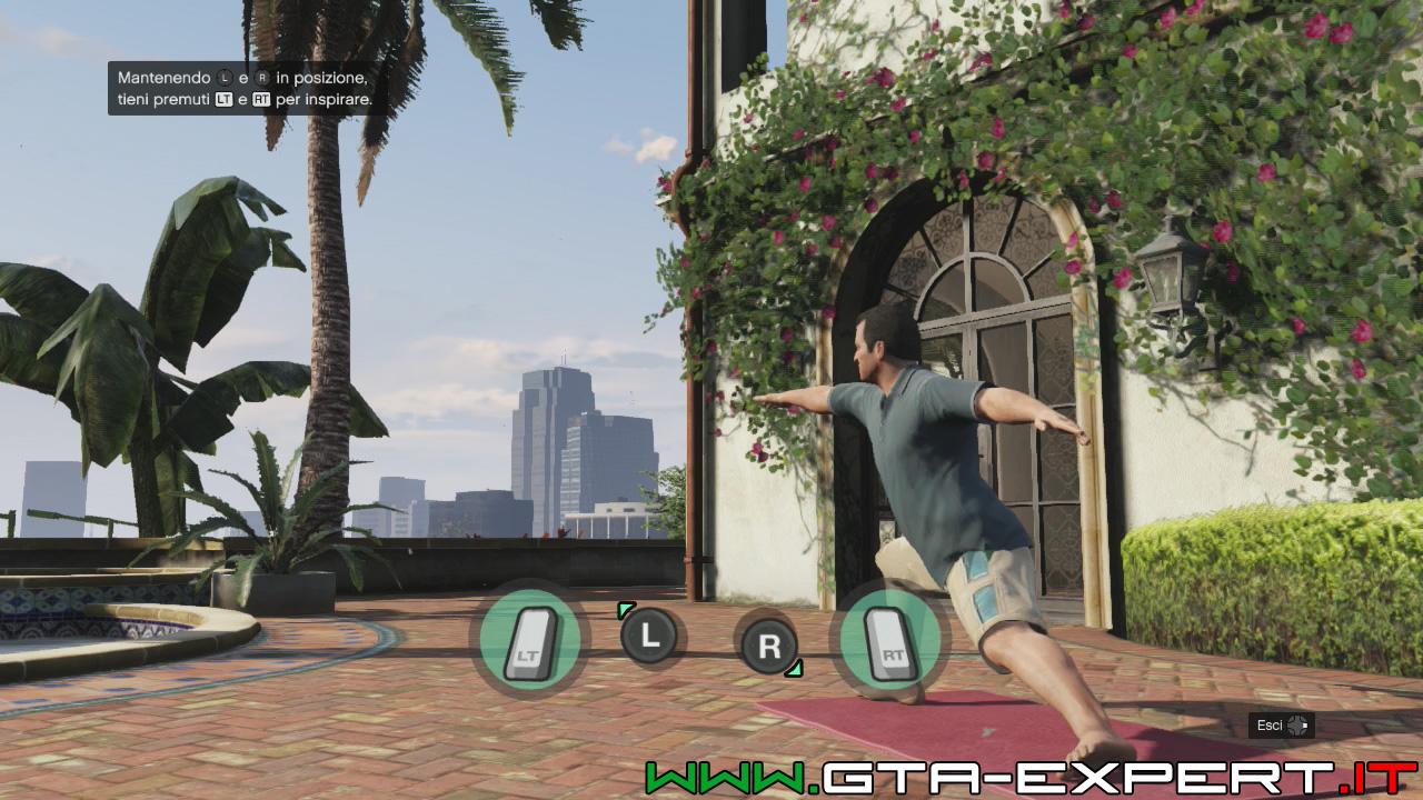 Yoga GTA V GTA Expert