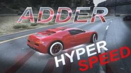 GTA 5 Realistic maximum speed mod for Grand Theft Auto V