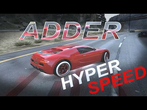GTA 5 Realistic maximum speed mod for Grand Theft Auto V