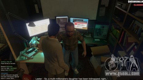 GTA 5 Story Mode Heists [.NET] 1.2.3 sixth screenshot