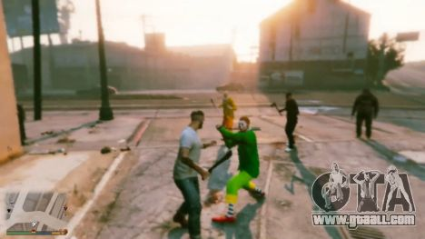 GTA 5 Ecstasy 1.0 second screenshot