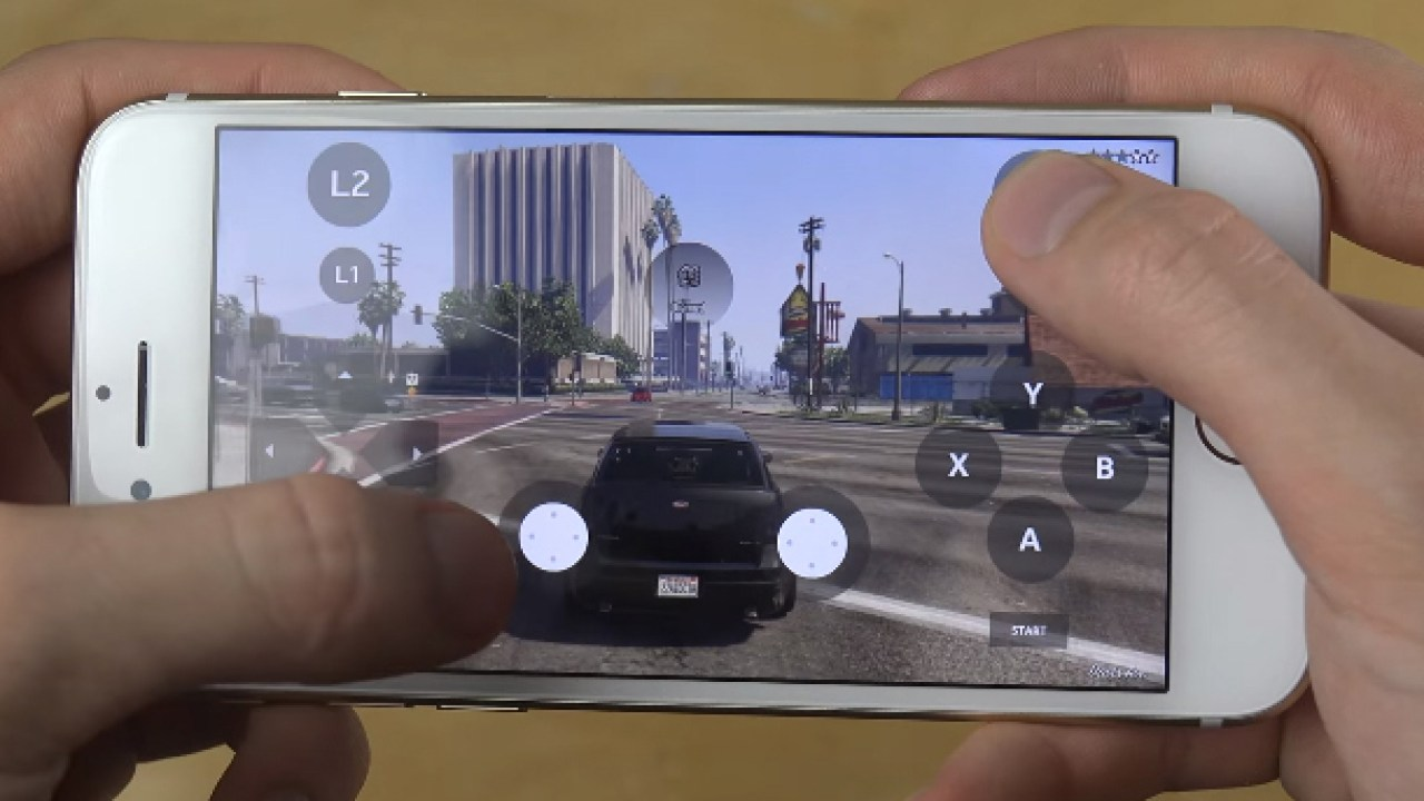 GTA 5 Android download | GTA V