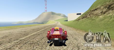 GTA 5 San Fierro DLC BETA 1.1 fourth screenshot