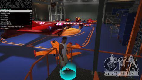 GTA 5 Hangars in SP 1.1 third screenshot
