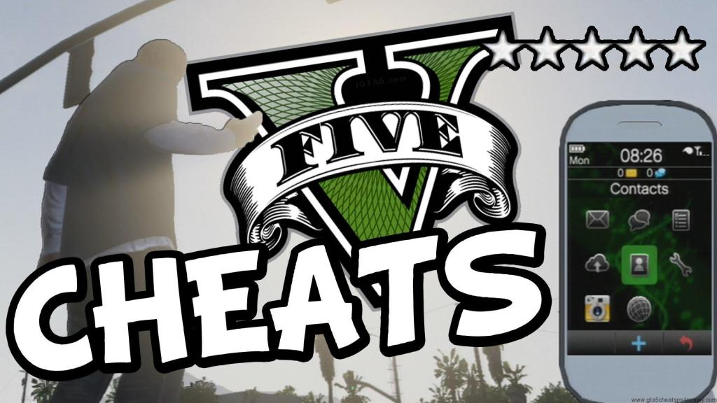 Get Any Of Your Favorite GTA 5 Cheats PS3 And Secrets