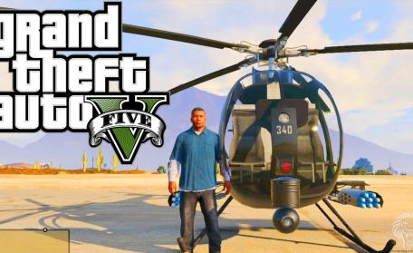 GTA 5 Cheats Xbox One Helicopter