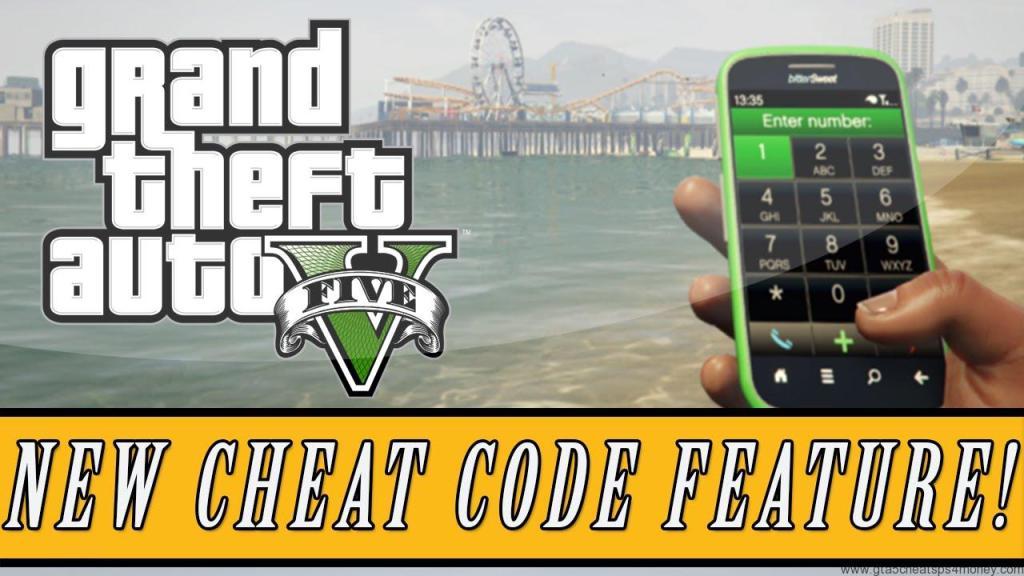 GTA 5 PS4 Codes