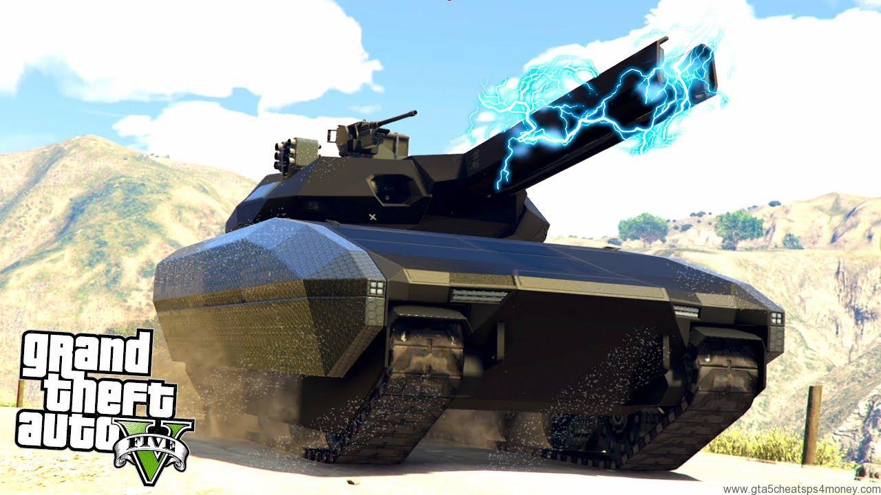 GTA 5 Cheats Xbox 360 Tank To Achieve Game Objectives
