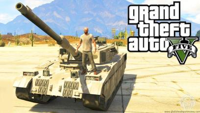 GTA 5 Cheats Xbox 360 Tank