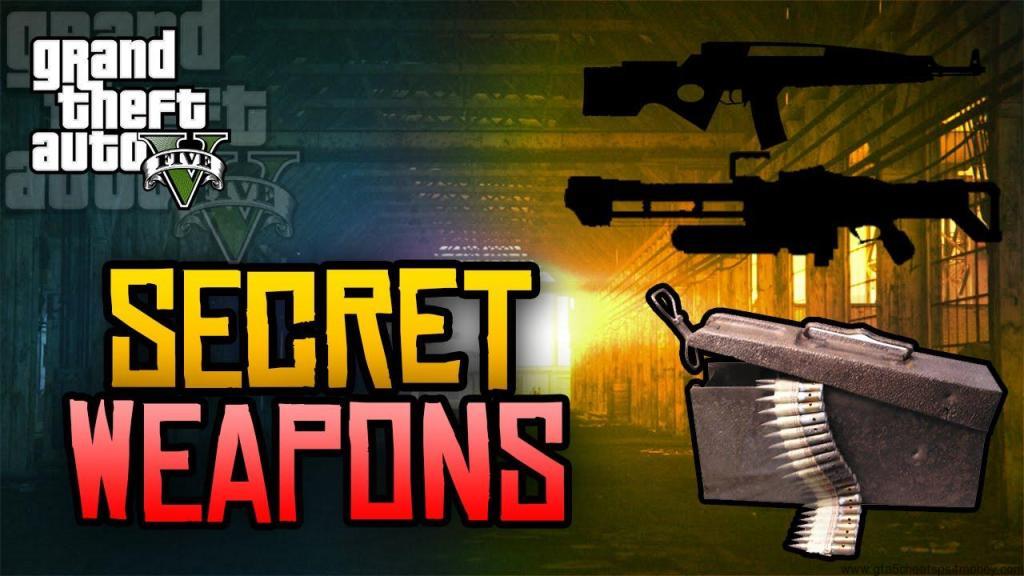 Gta 5 Cheats Weapons