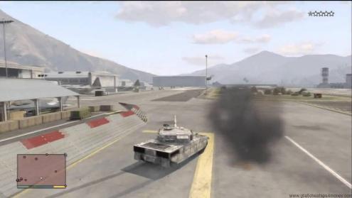 GTA 5 Tank PS3