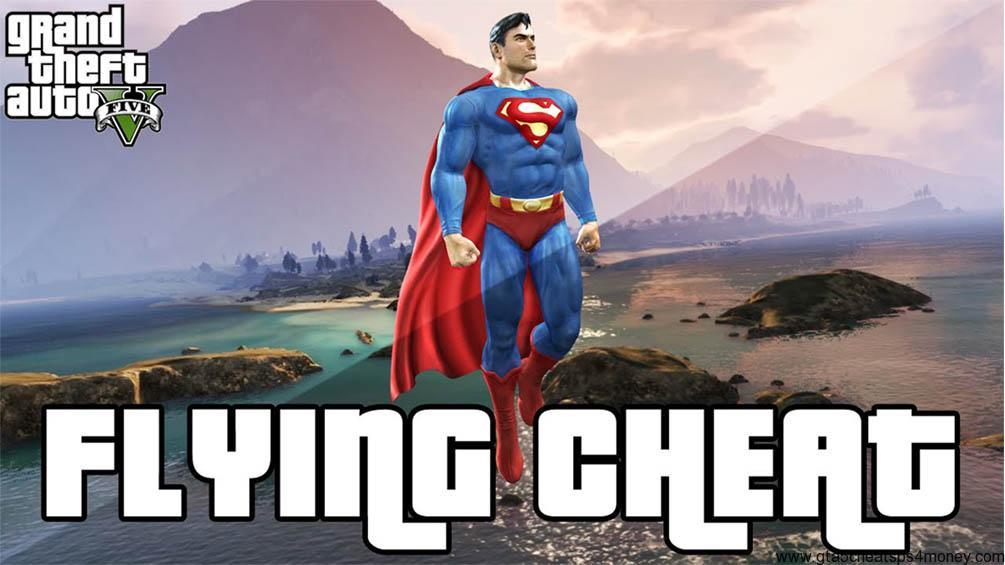 Gta 5 Cheats Flying